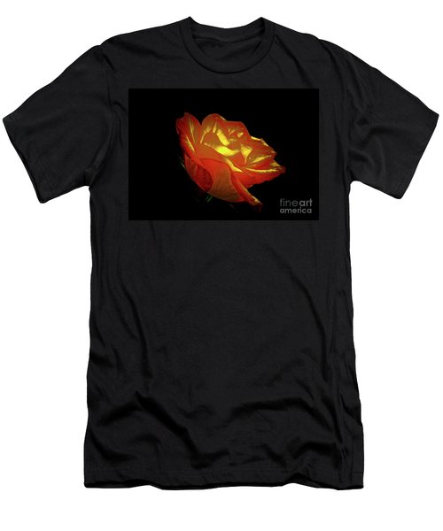 The Rose 3 Men's T-Shirt (Athletic Fit)