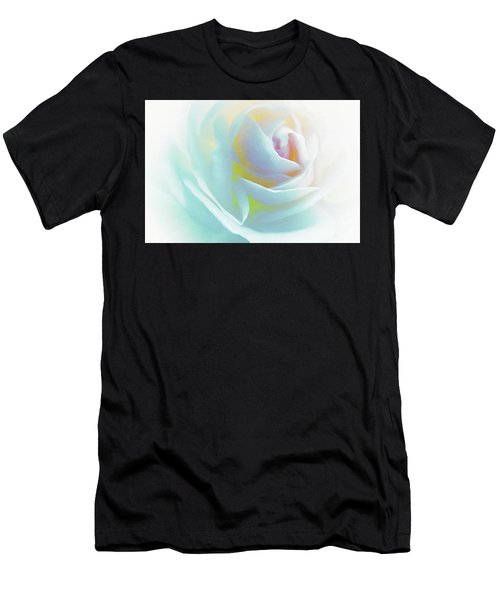The Rose By Scott Cameron Men's T-Shirt (Athletic Fit)