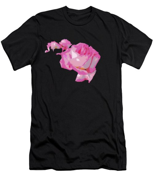 The Rose 1 Men's T-Shirt (Athletic Fit)
