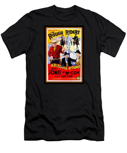 The Rough Riders Men's T-Shirt (Athletic Fit)