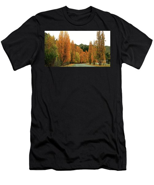 The Russet Tones Of Fall Men's T-Shirt (Athletic Fit)