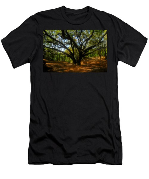 The Sacred Oak Men's T-Shirt (Athletic Fit)