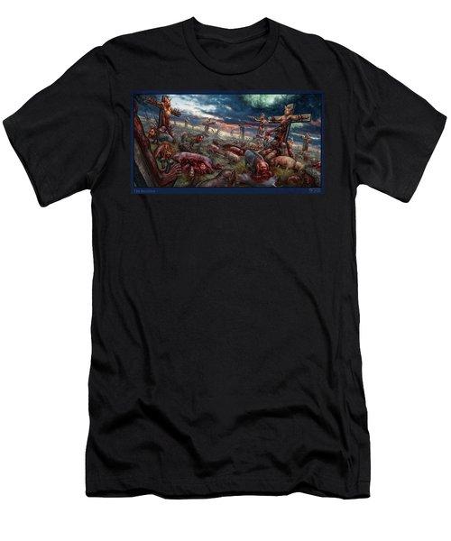 The Sacrifice Men's T-Shirt (Slim Fit) by Tony Koehl