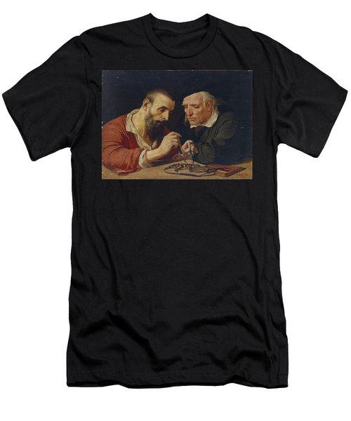 The Salamander Men's T-Shirt (Athletic Fit)