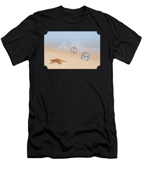 The Sands Of Time Men's T-Shirt (Athletic Fit)