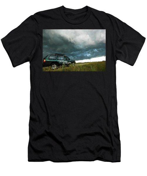 The Saskatchewan Whale's Mouth Men's T-Shirt (Athletic Fit)