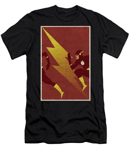 The Scarlet Speedster Men's T-Shirt (Athletic Fit)