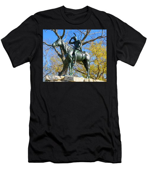 The Scout Men's T-Shirt (Slim Fit) by Keith Stokes