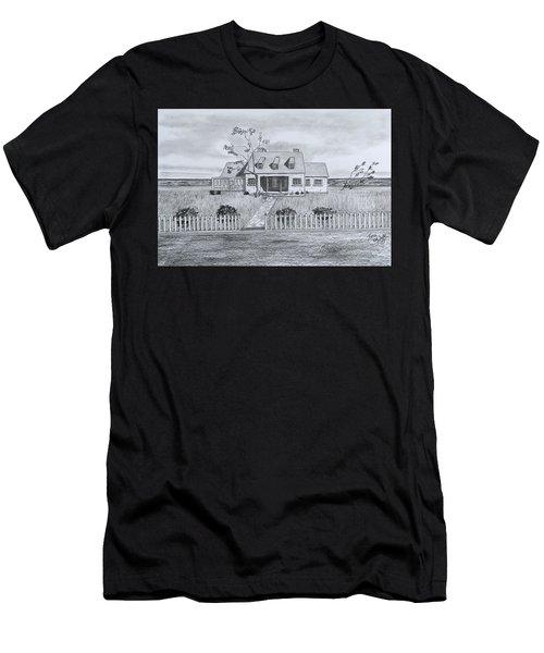 The Sea Captains House  Men's T-Shirt (Athletic Fit)