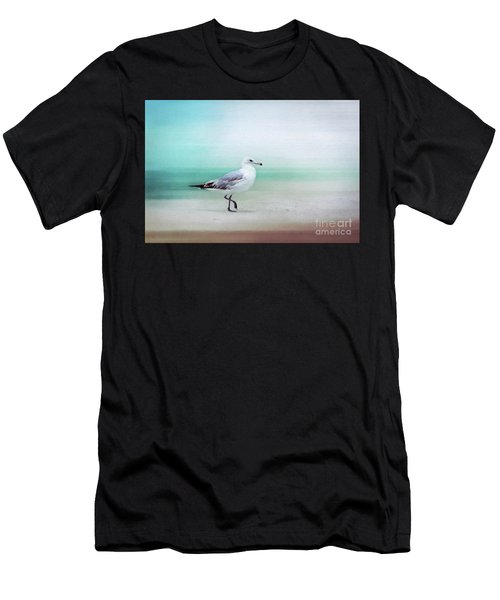 The Seagull Strut Men's T-Shirt (Athletic Fit)