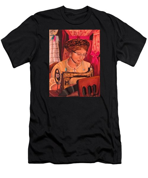 The Seamstress Men's T-Shirt (Athletic Fit)