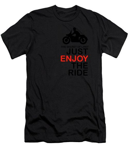 The Secret Of Life Men's T-Shirt (Athletic Fit)