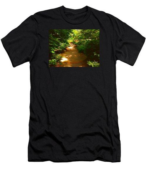 The Secret Path Men's T-Shirt (Athletic Fit)