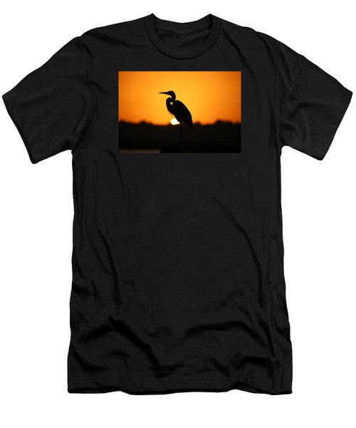 The Sentinel Men's T-Shirt (Slim Fit) by Lamarre Labadie