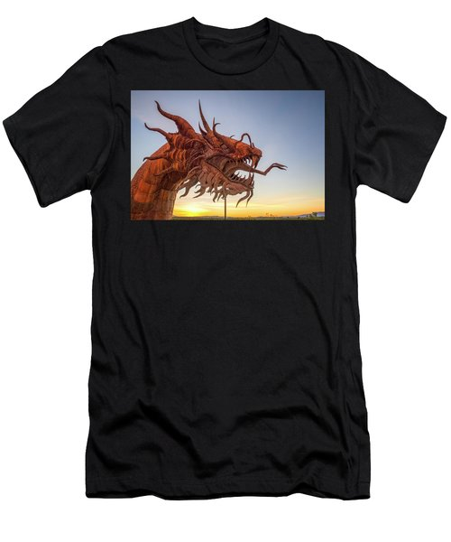 The Serpent At Sunrise #3 Men's T-Shirt (Athletic Fit)
