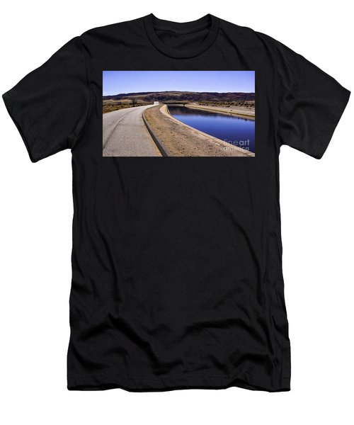 The Service Road Men's T-Shirt (Athletic Fit)