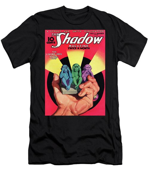 The Shadow The Living Joss Men's T-Shirt (Athletic Fit)
