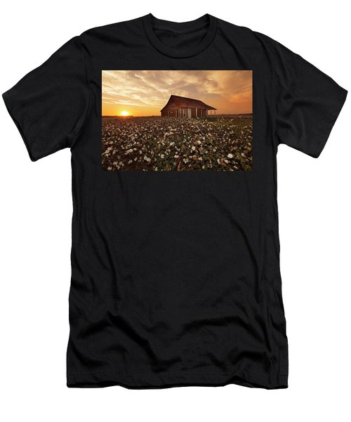 The Sharecropper Shack Men's T-Shirt (Athletic Fit)