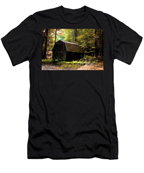The Shed Men's T-Shirt (Athletic Fit)