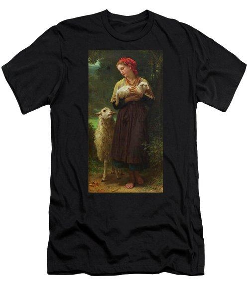 The Shepherdess Men's T-Shirt (Athletic Fit)