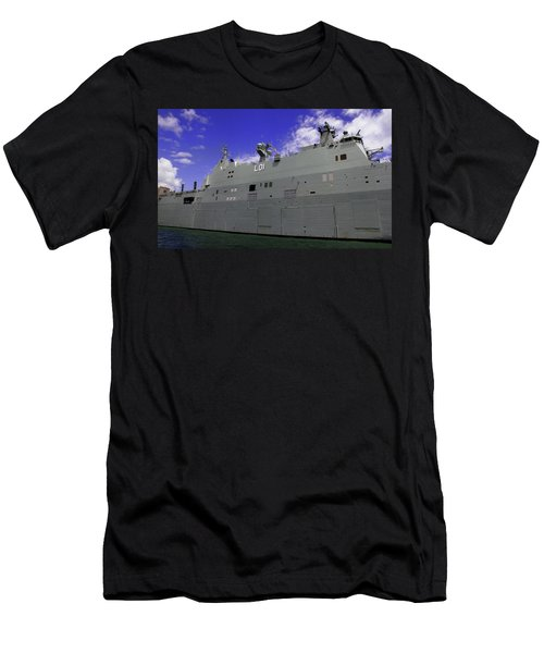 The Ship Is Huge Men's T-Shirt (Athletic Fit)