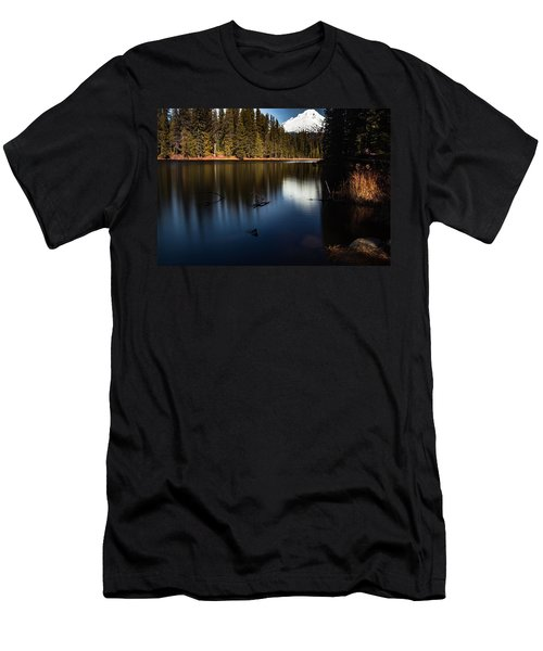 The Silence Of The Lake Men's T-Shirt (Athletic Fit)