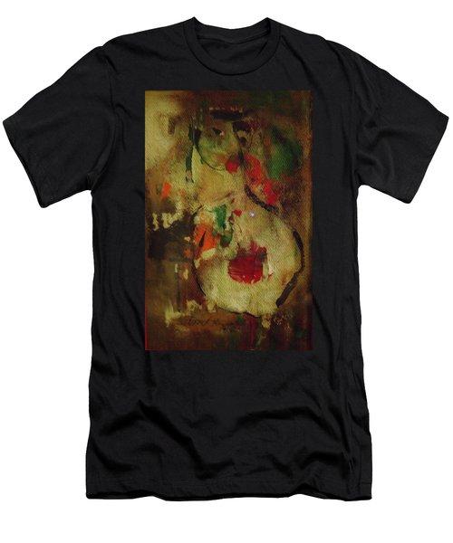 The Silent Lamb Men's T-Shirt (Athletic Fit)