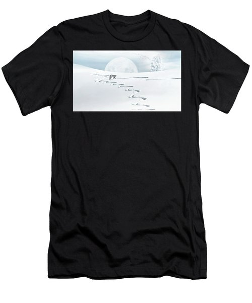 The Silver Fox Men's T-Shirt (Athletic Fit)