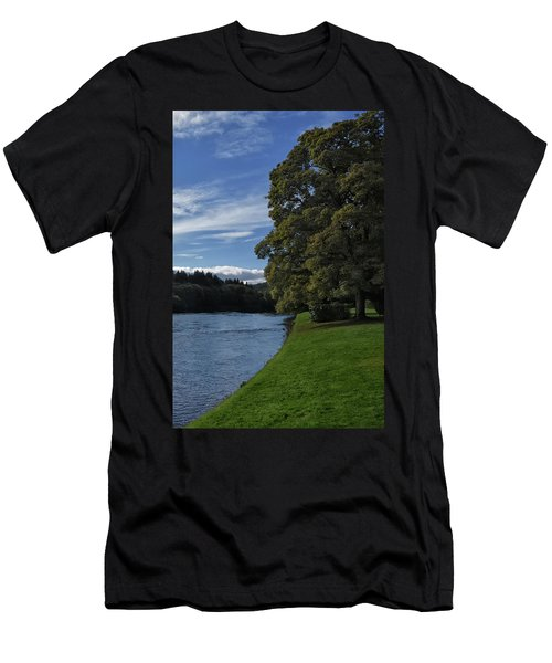 The Silvery Tay By Dunkeld Men's T-Shirt (Athletic Fit)