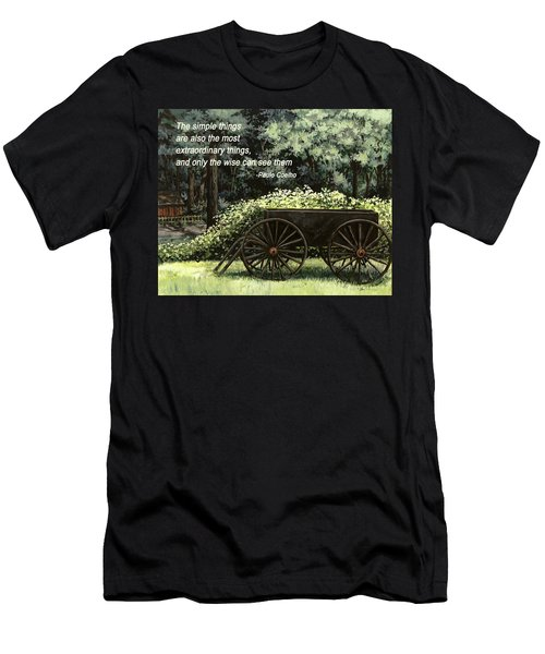 The Simple Things Men's T-Shirt (Athletic Fit)