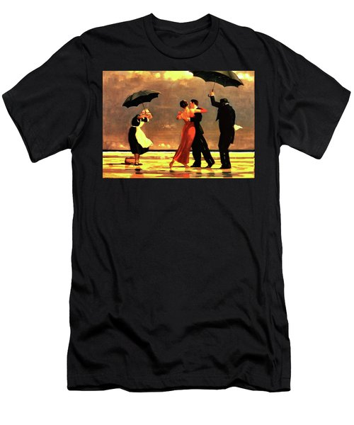 The Singing Butler Men's T-Shirt (Athletic Fit)