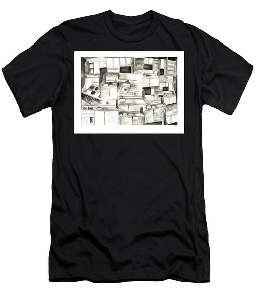 The Sink Exploded Men's T-Shirt (Athletic Fit)
