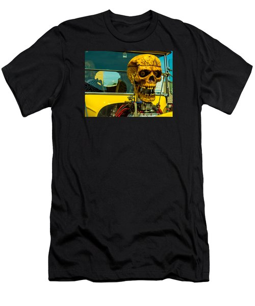The Skull Men's T-Shirt (Athletic Fit)