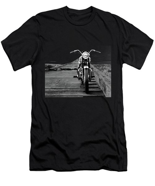 The Solo Mount Men's T-Shirt (Athletic Fit)