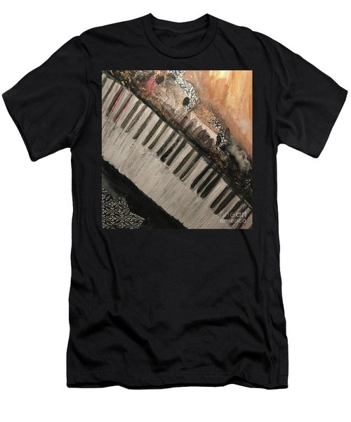 The Song Writer 2 Men's T-Shirt (Athletic Fit)