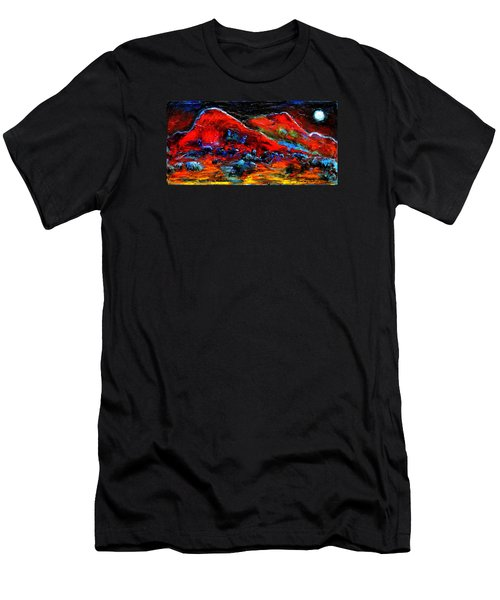 The Sound Of The Night Men's T-Shirt (Athletic Fit)
