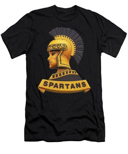 The Spartans Men's T-Shirt (Athletic Fit)