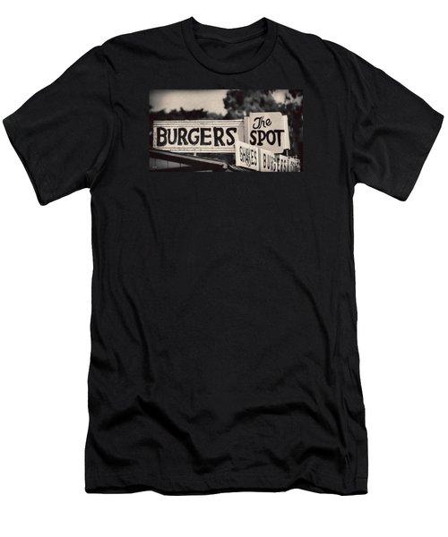 The Spot Men's T-Shirt (Athletic Fit)