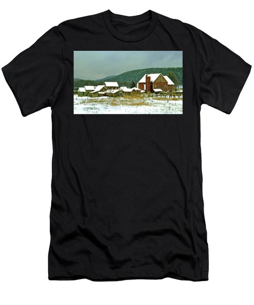 The Spread Men's T-Shirt (Athletic Fit)