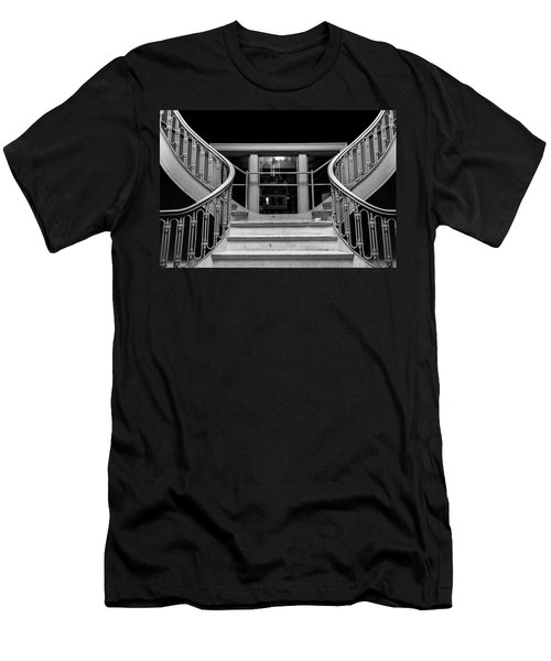 The Stairwell Men's T-Shirt (Athletic Fit)