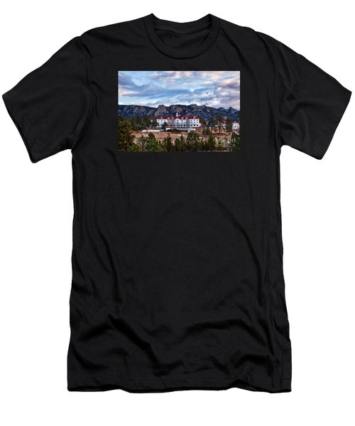 The Stanley Hotel Men's T-Shirt (Athletic Fit)