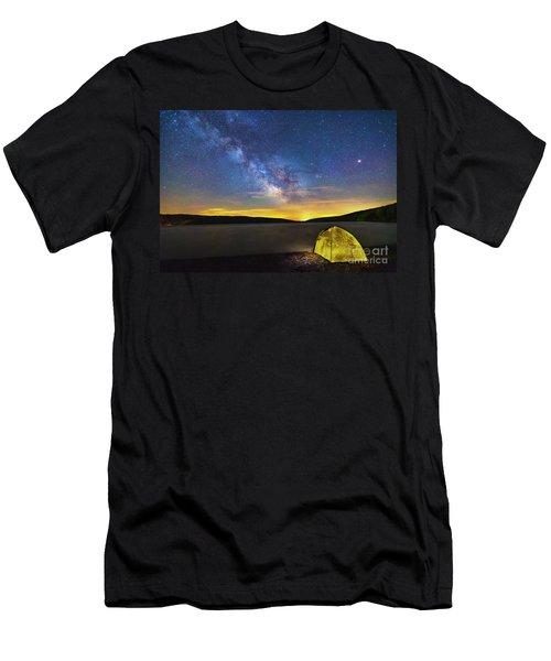 Stellar Camp Men's T-Shirt (Athletic Fit)