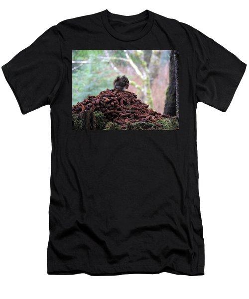 The Stash Men's T-Shirt (Slim Fit) by Karen Horn