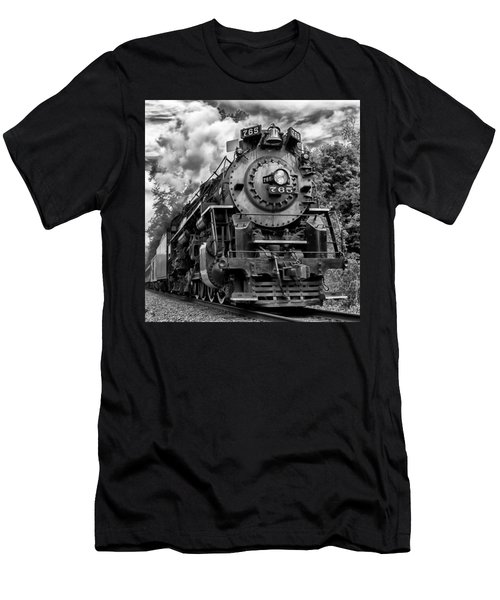 The Steam Age  Men's T-Shirt (Athletic Fit)