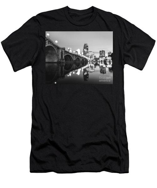 The Central Avenue Bridge Men's T-Shirt (Athletic Fit)