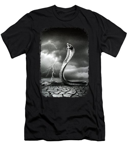 The Storm Is Coming... Men's T-Shirt (Athletic Fit)