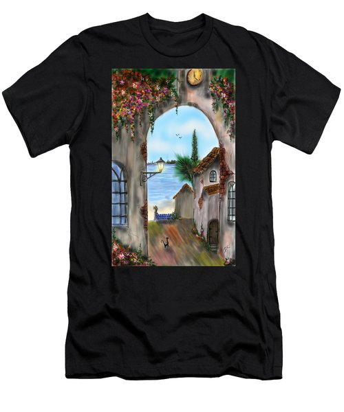 The Street Men's T-Shirt (Athletic Fit)