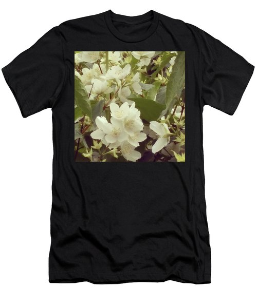 The Summer Smells Like A Mock Orange Men's T-Shirt (Athletic Fit)