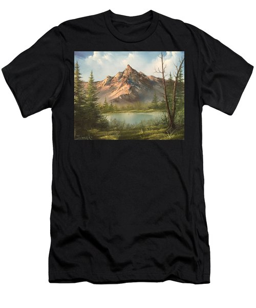The Summit  Men's T-Shirt (Athletic Fit)