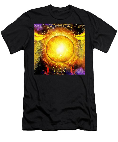The Sun In Your Hands Men's T-Shirt (Athletic Fit)